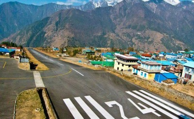 Lukla flight route changed this Season from April 1st 2019