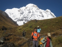 Annapurna Base Camp Trekking Photo