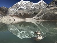 Sacred Dudh Kunda Lake