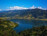 Pokhara, the lake city