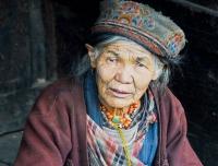Face of Langtang