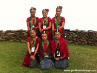 Ghale Gaun Culture