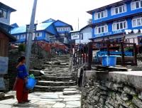 Lower Ghorepani