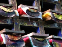 Religious Relics in Khumjung Monastery