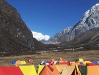 Kanchenjunga Camping Trek