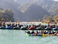 Sunkoshi River Trip