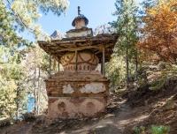 A Chorten in Dolpa