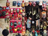 Souvenir Sold in Kathmandu