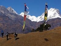 View from Nagthali Gang