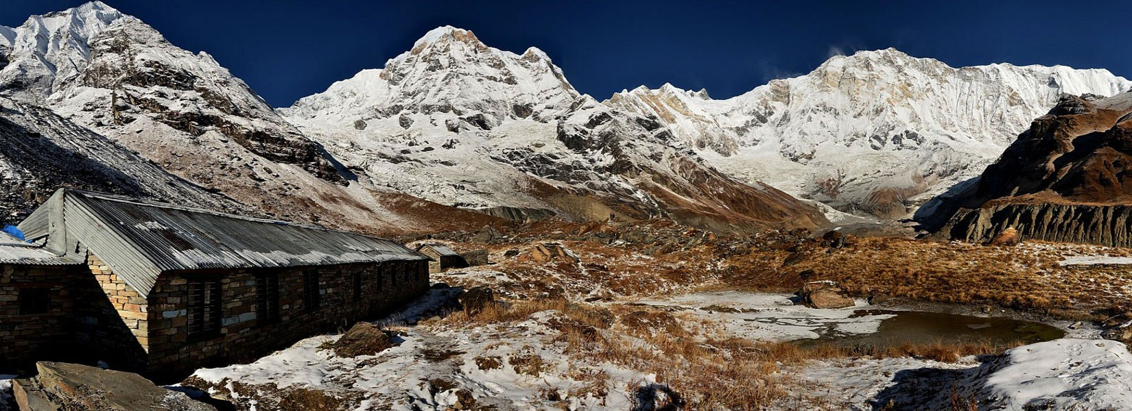Tent Peak Climbing in Annapurna Region