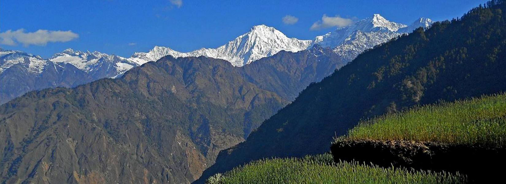 Ganesh Himal Tamang Heritage Trail Trekking