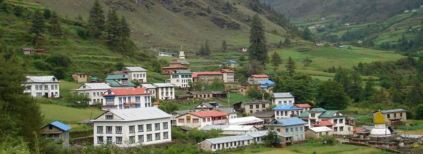 Junbesi Village Nepal