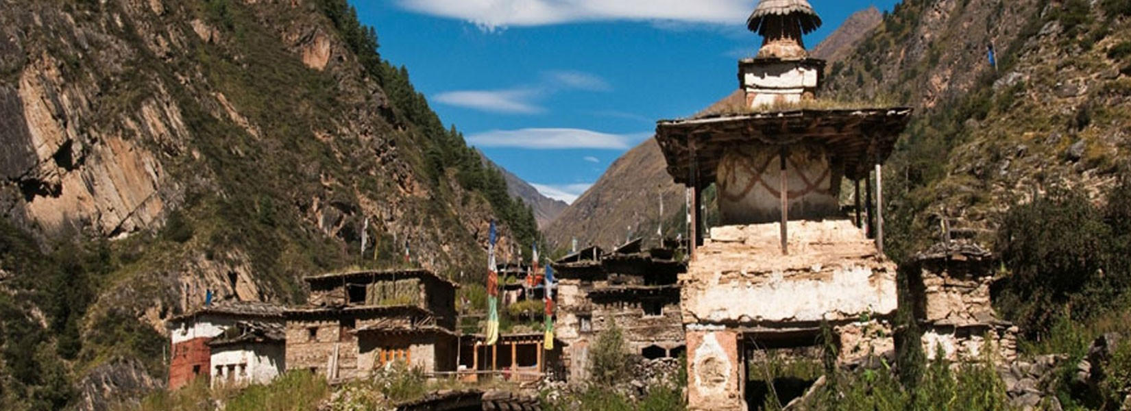 Lower Dolpo Trek from Beni