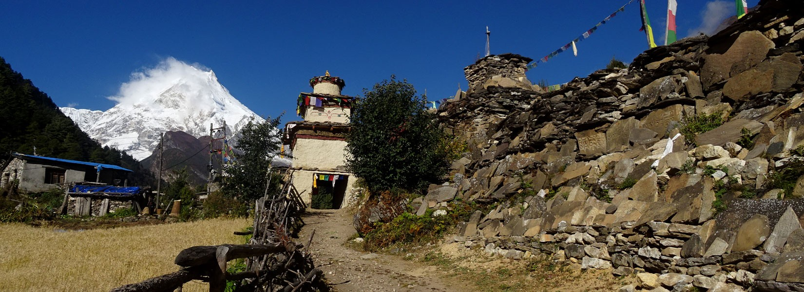 Manaslu and Tsum Valley Trek Photo