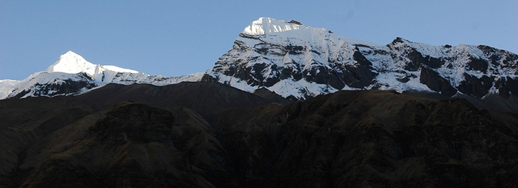 Tent Peak in Annapurna