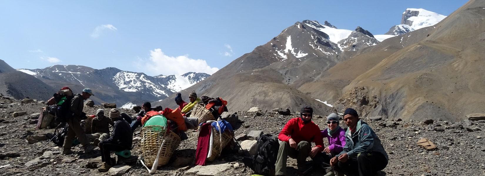 Trekking Guide Hire in Nepal