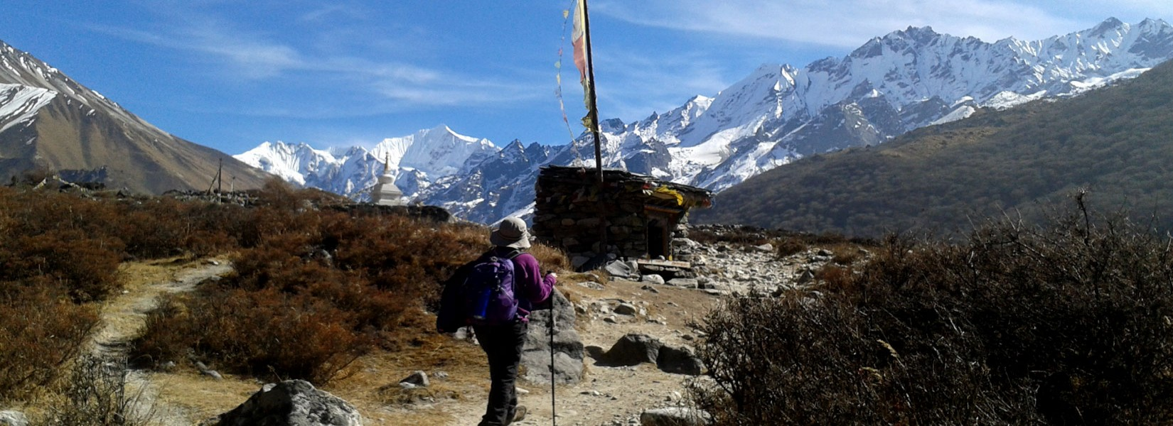 Langtang Valley Trek Photo