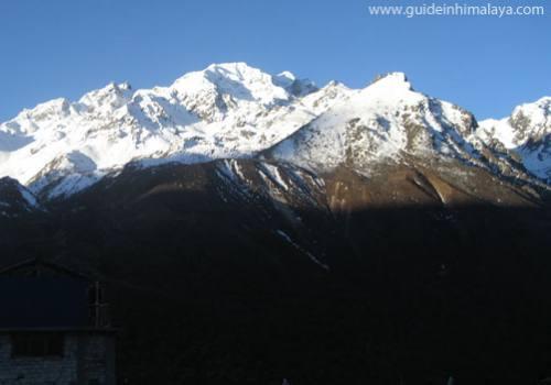 Classic Langtang Valley Trekking