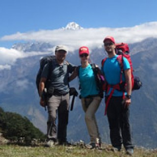 Tamang Heritage and Langtang Valley Trek