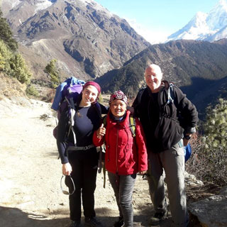 Incredible Everest Panorama Trek