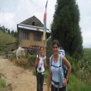 Nagarkot Trek 2012