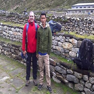 Island Peak Climbing and best guide in Lukla